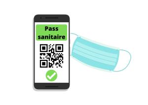 Mise en place du pass sanitaire en bibliothèque